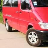 Поставляємо шини для мікроавтобусів