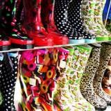 Резиновая обувь Украина