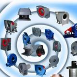 Вентилятори для виробництва