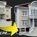 Оформлення фасаду будинку, Вінниця