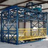 Нестандартные конструкции шахтных подъемников под заказ