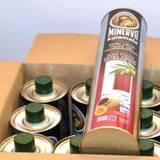 Предлагаем оптом оливковое масло Minerva - сертифицированная продукция!