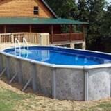 Оптимальный вариант для дачи – сборный бассейн купить
