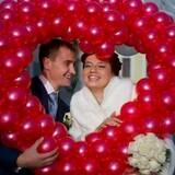 Цікавить оформлення весілля повітряними кулями? Заходьте сюди!