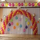 Оформление воздушными шарами (Одесса): качественно, быстро и недорого!