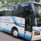 Услуги пассажирских перевозок  Сетра 50 сид/мес