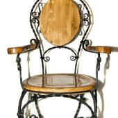 Ковані стільці. Доставка по Харкову і області