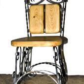 Ковані стільці. Будь-які вироби на замовлення