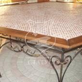Кований стіл