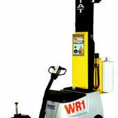Мобільний пересувний робот-палетообмотувач WR100 SIAT, купити