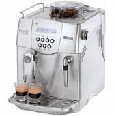 Автоматична професійна кавоварка Saeco Incanto De Luxe Silver