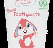 Органічна дитяча зубна паста Friendly organic 50 мл