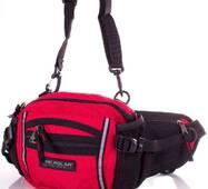 TRC Сумка поясная Onepolar Мужская сумка через плечо или на пояс ONEPOLAR W3061-red