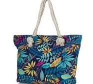 TRC Пляжная сумка Famo Женская пляжная тканевая сумка FAMO  DC1810-03