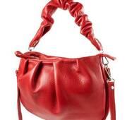 TRC Саквояж (ридикюль) ETERNO Жіноча шкіряна сумка ETERNO AN - K166 - red