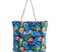 TRC Пляжная сумка Valiria Fashion Женская пляжная тканевая сумка VALIRIA FASHION 3DETAL1812-7