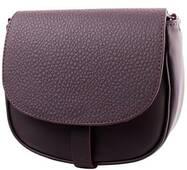 TRC Саквояж (ридикюль) ETERNO Жіноча шкіряна сумка-клатч ETERNO AN - 064 - BL - 1