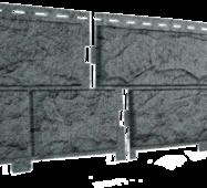 Фасадные панели Stone House Камень, цвет: Изумрудный