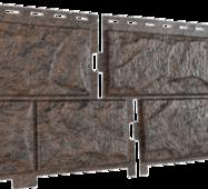 Фасадные панели Stone Housе Камень, цвет: Жженый
