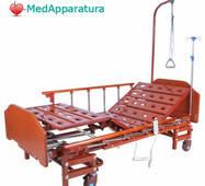 Ліжко  медичне  електричне (3 функції) з висувним ложем  DB - 6 MM-166Н