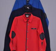 Рубашка детская для мальчиков  Л-218 размер 116 140 146 152