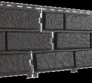 Фасадные панели Stone House Кирпич, цвет: Коричневый