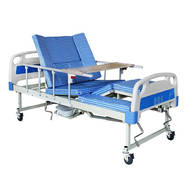 Медичне ліжко з туалетом E30   Матрац  Медаппаратура