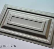 Фільонка металева 480*280*1,5мм