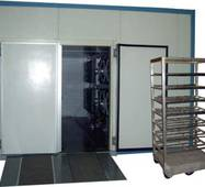 Туннельные скороморозильные аппараты