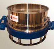 Круговий вібросепаратор з 2 ел. вібраторами FTI-2M