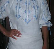 стильна жіноча сорочка вишиванка