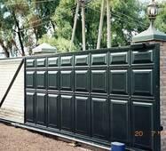 Відкатні автоматичні ворота