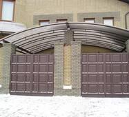 Розпашні ворота Виноградово