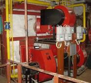 Устаткування для модернізації водогрійних котлів серії ПТВМ