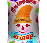 """Морозиво в стаканчику """"Сніговик"""" ягідне"""
