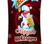 "Шоколадне морозиво ""Ласунчик"" в стаканчику"