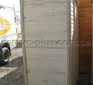 Туалет дерев'яний