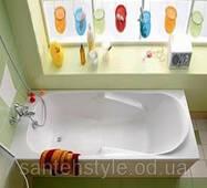 Акрилова ванна DIUNA 1200x700х545 мм з ніжками XWP3120