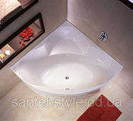 Кутова акрилова ванна Relax 1500х1500х595 мм XWN3050