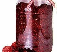 Домашнее варенье из малины, 650 гр от 6 банок
