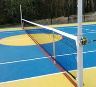 Стойки  универсальные  (волейбол, бадминтон , теннис)