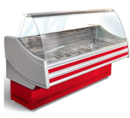 """Холодильна вітрина Бізнес-класу для м'яса """"Соната"""""""