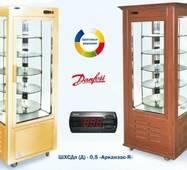 Холодильна кондитерська шафа «Арканзас-R»