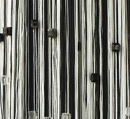 Штори нитки райдуга зі стеклярусом №32