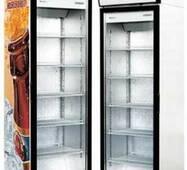 Холодильна шафа Torino зі скляними дверима