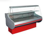 Низкотемпературная холодильная витрина Эконом класса Siena