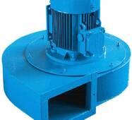 Вентилятор ВД-2,7 для топок паровых котлов
