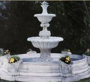 Бассейн - фонтан