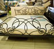 Ковані ліжка в Харкові. Доставка по місту та області