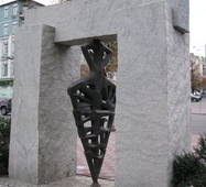 Монументальна скульптура, композиція